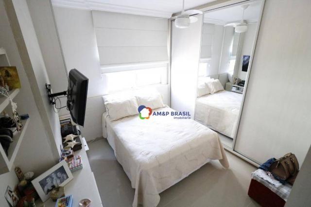 Apartamento com 3 dormitórios à venda, 80 m² por r$ 290.000,00 - setor nova suiça - goiâni - Foto 7