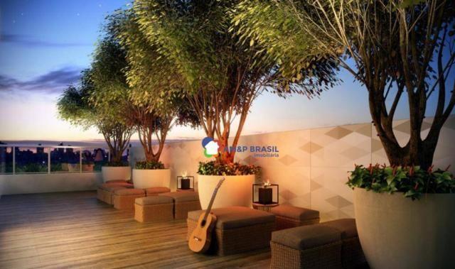 Apartamento com 3 dormitórios à venda, 178 m² por r$ 1.115.500,00 - setor marista - goiâni - Foto 9