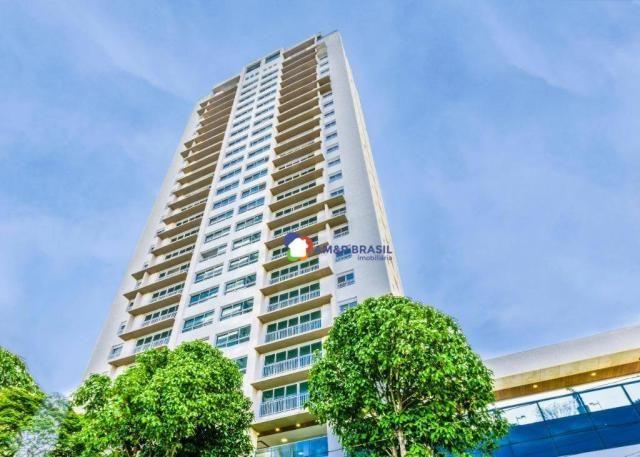 Apartamento com 4 dormitórios à venda, 175 m² por R$ 1.080.000,00 - Setor Marista - Goiâni - Foto 13