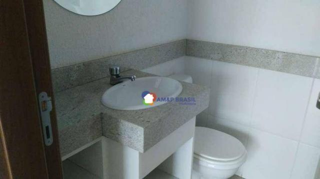 Apartamento com 3 dormitórios à venda, 111 m² por R$ 575.000,00 - Serrinha - Goiânia/GO - Foto 11