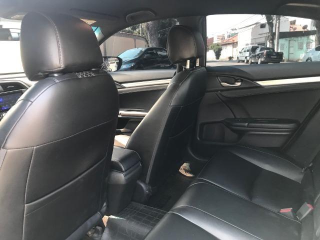 Honda Civic sport 2.0 flex com gnv 5.geração automático cvt completo 2018 - Foto 13