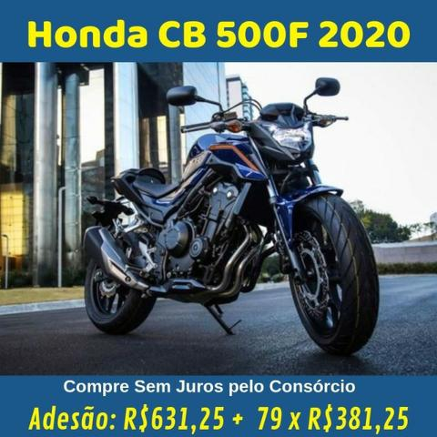 Honda CB 500F 2020 - Foto 3