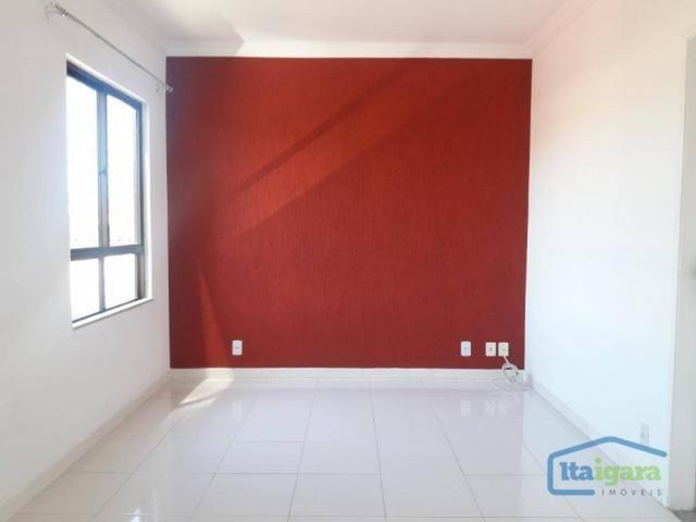 Cobertura com 4 dormitórios para alugar, 200 m²- pitangueiras - lauro de freitas/ba - Foto 6