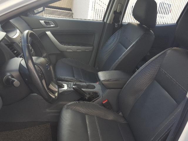 Ford Ranger Branca XLT 3.2 4x4 - Diesel - Foto 10