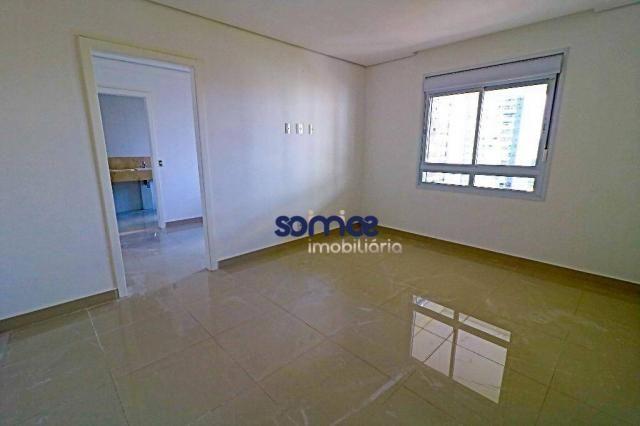 Apartamento duplex com 4 dormitórios à venda, 288 m² por r$ 2.080.000,00 - setor bueno - g - Foto 12