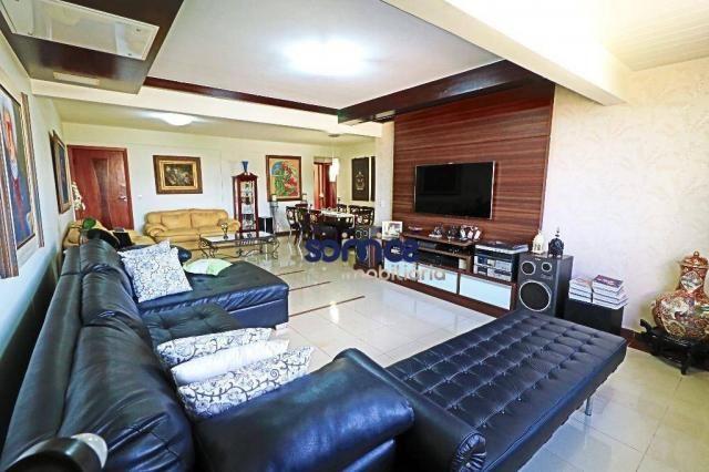 Apartamento com 4 dormitórios à venda, 167 m² por R$ 550.000,00 - Jardim América - Goiânia - Foto 2