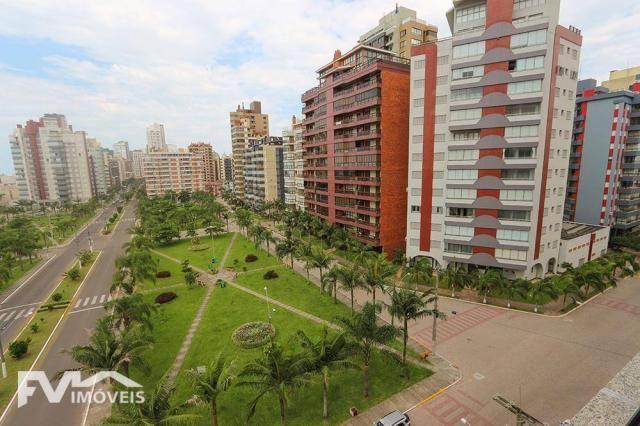 Apartamento com vista para o mar de Torres RS, nas quatros praças. - Foto 18