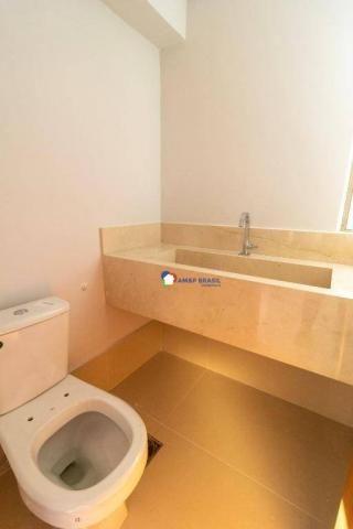 Apartamento com 3 dormitórios à venda, 230 m² por r$ 940.000,00 - setor bueno - goiânia/go - Foto 5