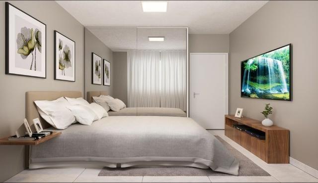 R$ 106.000 Vendo Linda casa Com 2 Quartos no KM 2. Realize seu sonho da casa Própria - Foto 3
