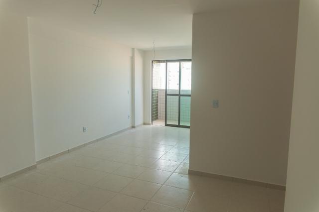 Apartamento 3 quartos com varanda na Jatiúca - Foto 6
