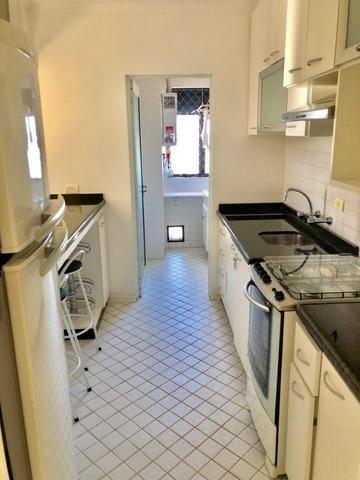 Apartamento 3 dormitórios mobiliada no Cabral - Foto 15
