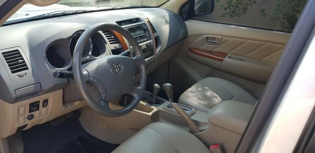 Toyota hilux sw4 4x4 7 lugares 16v turbo intercooler diesel 4p automático - Foto 7