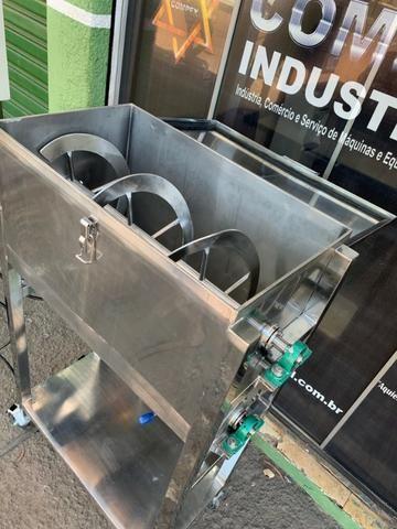 Tanque De Mistura / Misturador Ribbon Blender - Foto 2