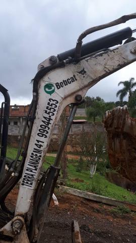 Mini retro escavadeira BOBCAT 325