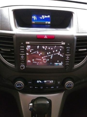 Honda CR-V EXL 4x4, Top de Linha, 68.000km, Teto Solar, Couro, Impecável, Financio - Foto 15