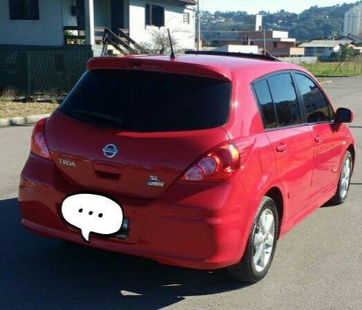 Nissan Tiida - Foto 4