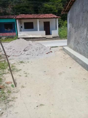 Vendo uma casa e um terreno em Jequiá dá praia Alagoas - Foto 3
