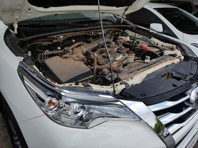Toyota sw4 16/17 flex cambio aut com 44.897 km rodados - Foto 8