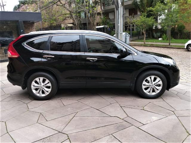 Honda CR-V EXL 4x4, Top de Linha, 68.000km, Teto Solar, Couro, Impecável, Financio - Foto 3