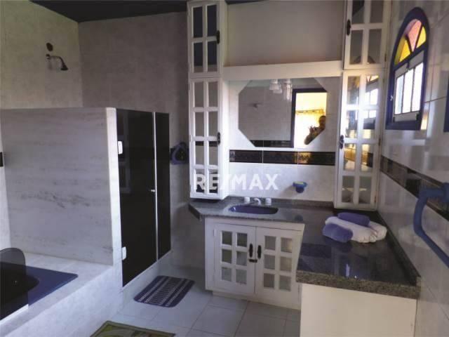 Casa para alugar, 400 m² por r$ 3.000,00/mês - fazendinha - teresópolis/rj - Foto 14