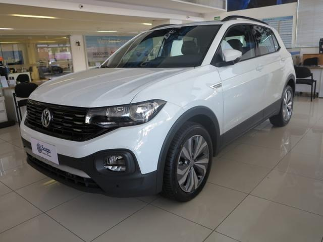 VOLKSWAGEN T CROSS COMFORTLINE TSI AT