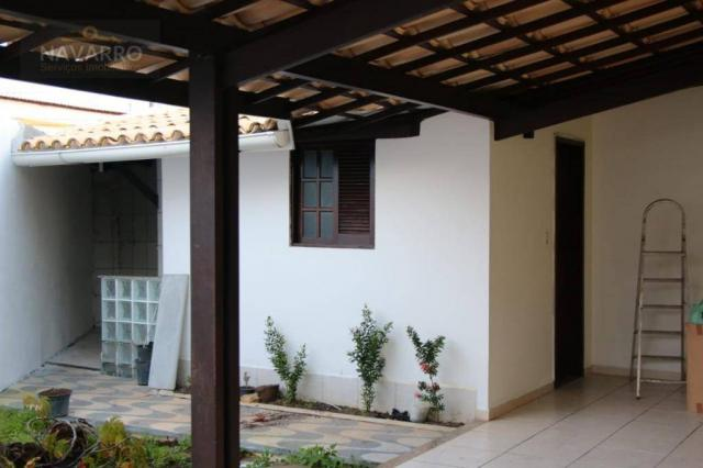 Casa com 4 dormitórios à venda, 184 m² por r$ 690.000 - stella maris - salvador/ba - Foto 5