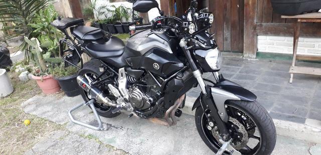 Yamaha MT07 MT-07 2015/16 - Foto 5