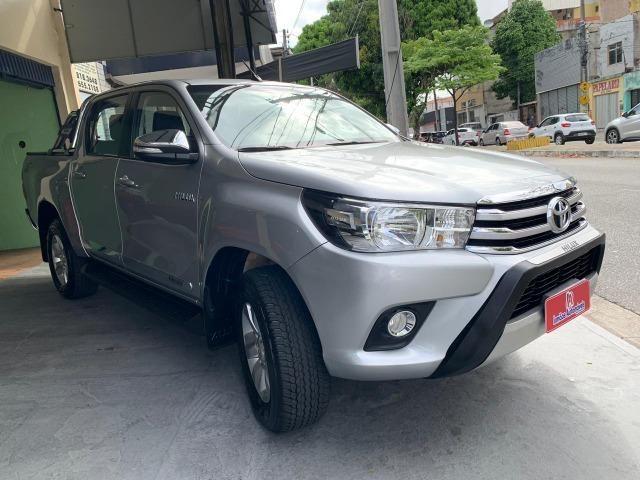 Toyota Hilux SRV 2.8 4X4 Diesel 2016 - Foto 3