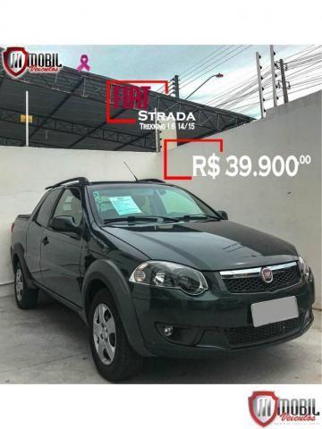Fiat Strada Trekking 1.6 16V Flex CD