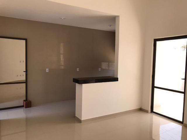 Casa Plana no Eusébio, 3 quartos, suítes, churrasqueira, excelente localização! - Foto 16