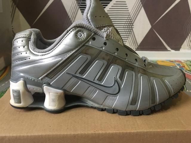 863a94f6bda Tênis Nike shox O leven 34 - Roupas e calçados - Cajuru