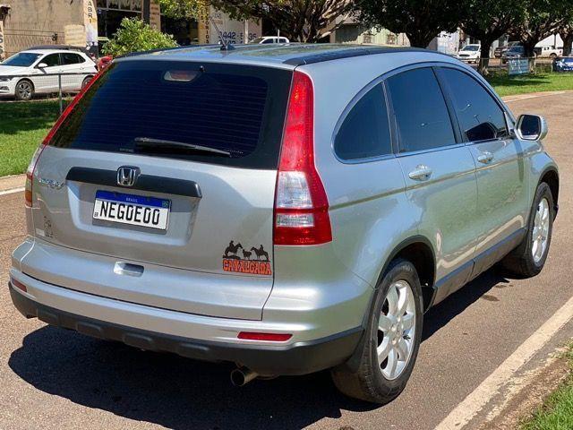 HONDA CRV AUTOMÁTICO LX Ano 10/10 - Foto 5