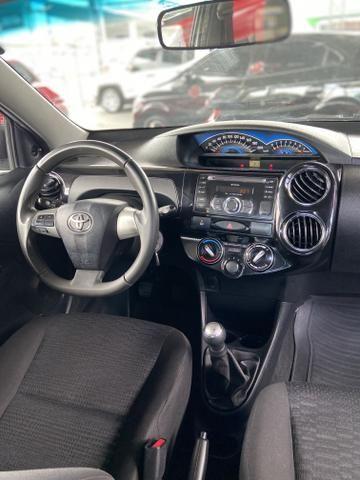 Etios Hatch XLS 1.5 2014 completo para Uber e 99 - Foto 2