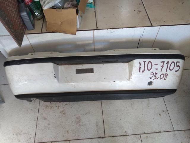 Parachoque Traseiro Palio ELX 2000 A 2005