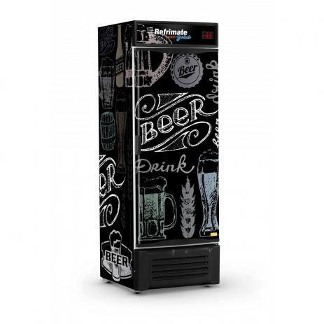 Cervejeira Freezer para cerveja Geladeira de cerveja