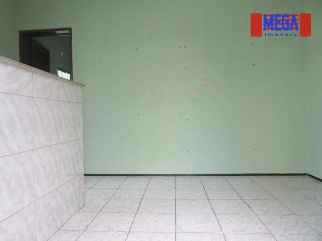 Apartamento com 1 quarto para alugar, próximo à Av. Jovita Feitosa - Foto 3