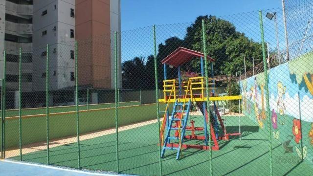 AP526 - Apartamento com 3 dormitórios para alugar, 100 m² por R$ 1.000/mês - Benfica - For - Foto 13