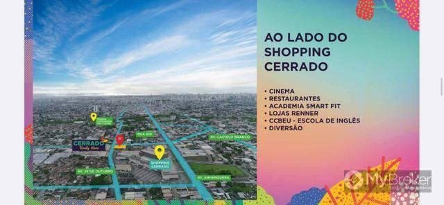 Apartamento com 3 dormitórios à venda, 83 m² por R$ 70.000,00 - Aeroviário - Goiânia/GO - Foto 7