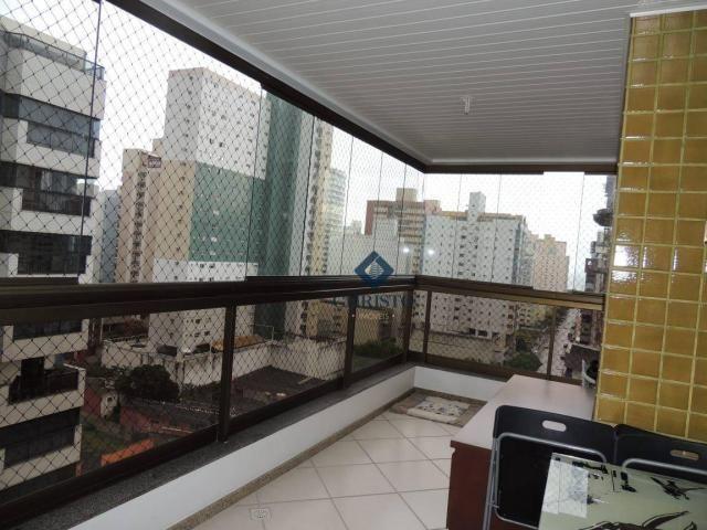 Apto com 3 Qtos à venda, 145 m² por R$ 690.000 - Praia de Itapuã. - Foto 16