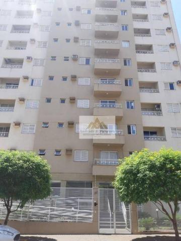 Apartamento com 1 dormitório à venda, 44 m² por R$ 190.000 - Nova Aliança - Ribeirão Preto