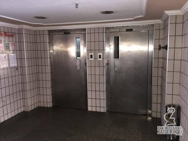 AP526 - Apartamento com 3 dormitórios para alugar, 100 m² por R$ 1.000/mês - Benfica - For - Foto 19