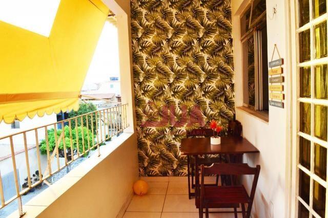 Apartamento com 2 Quarto, Escritório, Sala, Cozinha, Banheiro, Área de Serviço e Garagem à - Foto 7