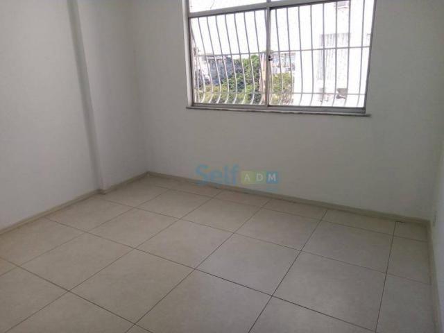 Apartamento com 2 dormitórios para alugar, 64 m² - São Domingos - Niterói/RJ - Foto 7