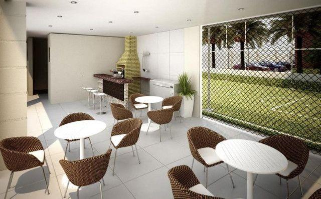 Apartamento, 2 dormitórios, condomínio novo anil - Foto 5