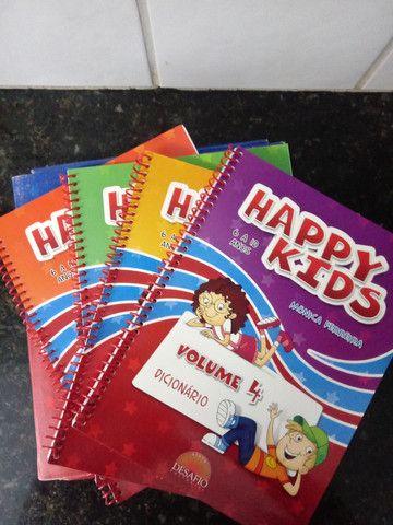 Coleção Happy Kids de 6 a 10 anos - PROMOÇÃO - Foto 2