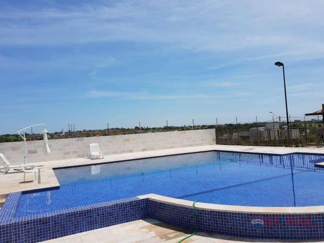 Terreno à venda, 200 m² por R$ 93.000 - Parque Residencial Nature I - São José do Rio Pret - Foto 10