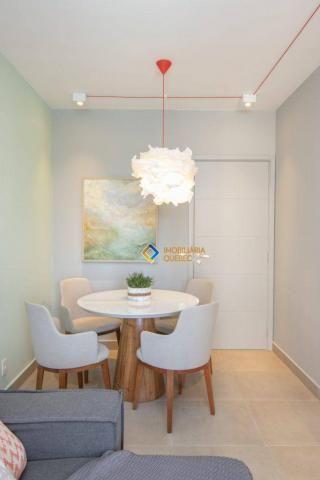 Apartamento com 1 dormitório para alugar, 41 m² por r$ 2.000/mês - ribeirânia - ribeirão p - Foto 10