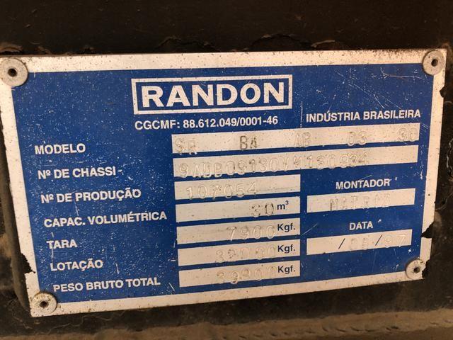 Carreta Caçamba Randon Rebaixada - Foto 5