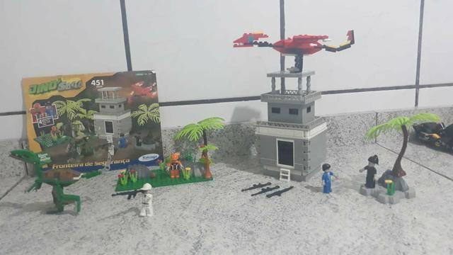Legos Batman, Dino, Sorveteria e astronautas - Foto 6