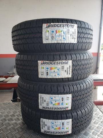 Pneu 215/65 R16 Bridgestone Dueler H/T 684II - Foto 4